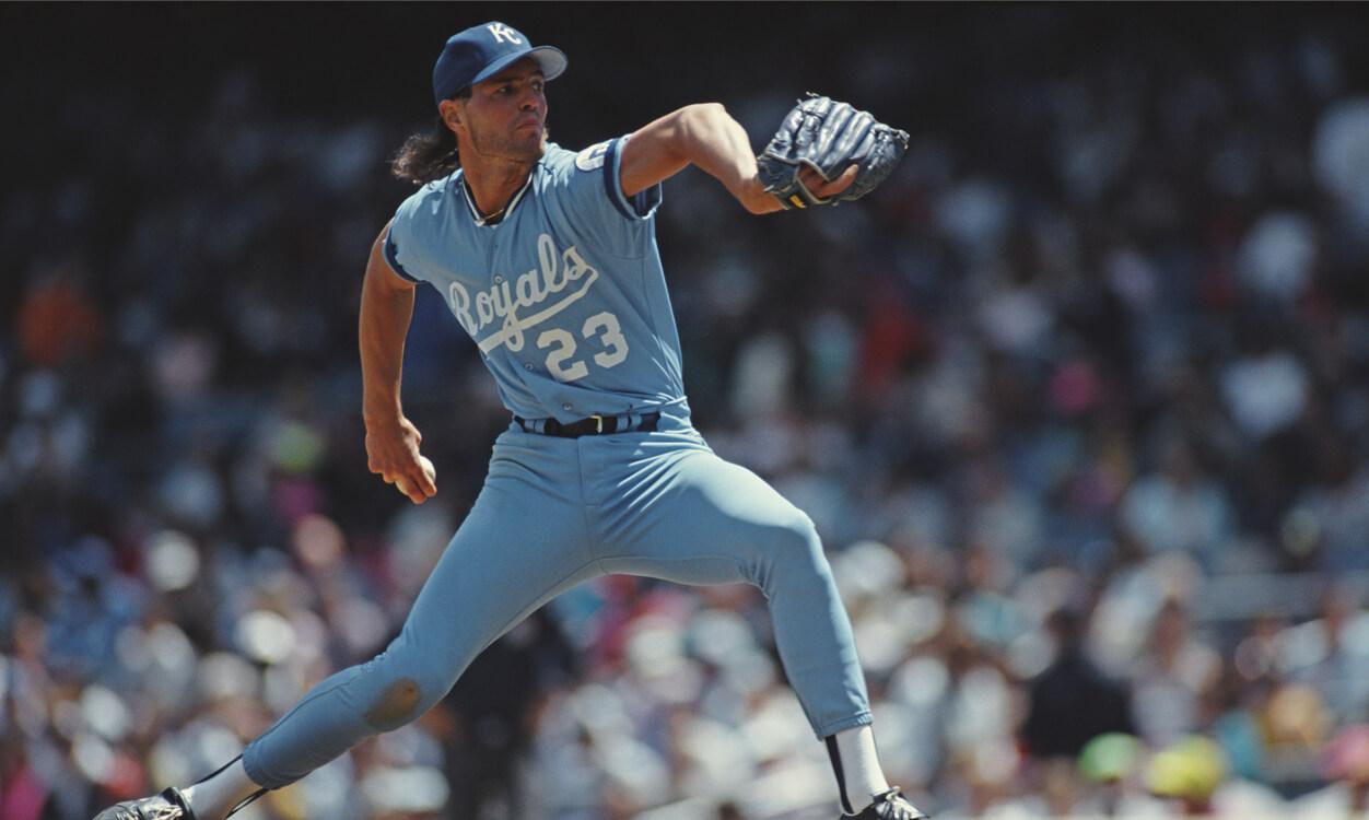 Mark Gubicza 2x All-Star & World Series Champion