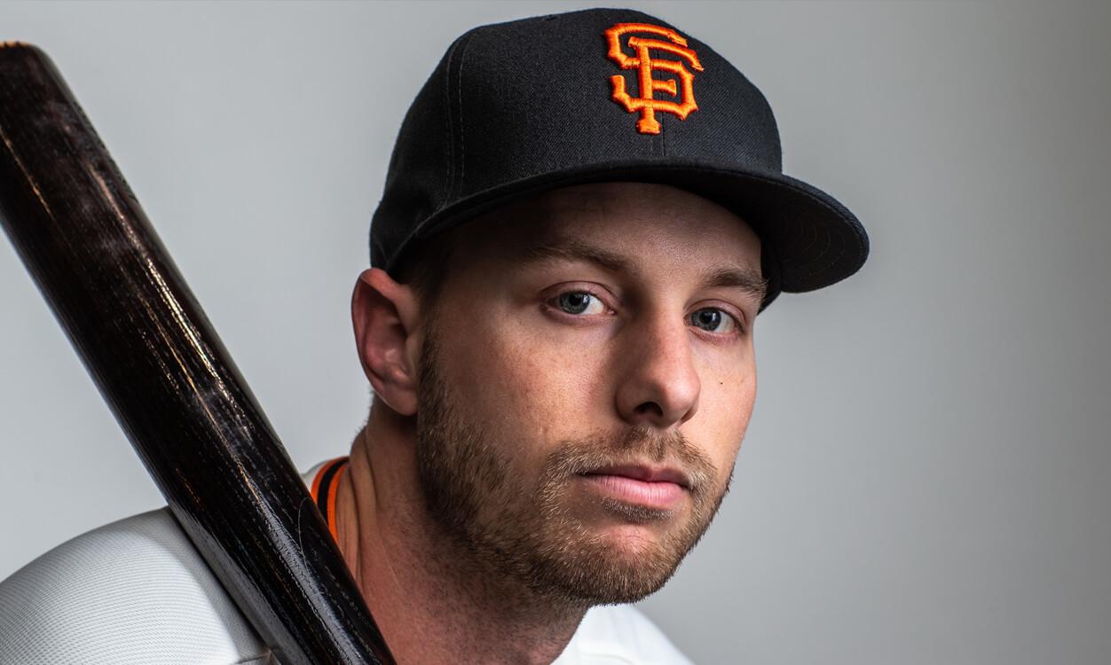 Austin Slater Baseball Player