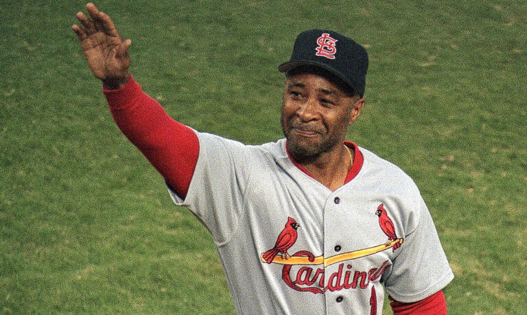 Ozzie Smith MLB Hall of Fame